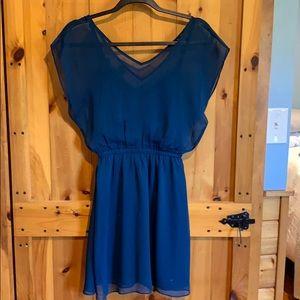 Express Short Sleeve Dress XS